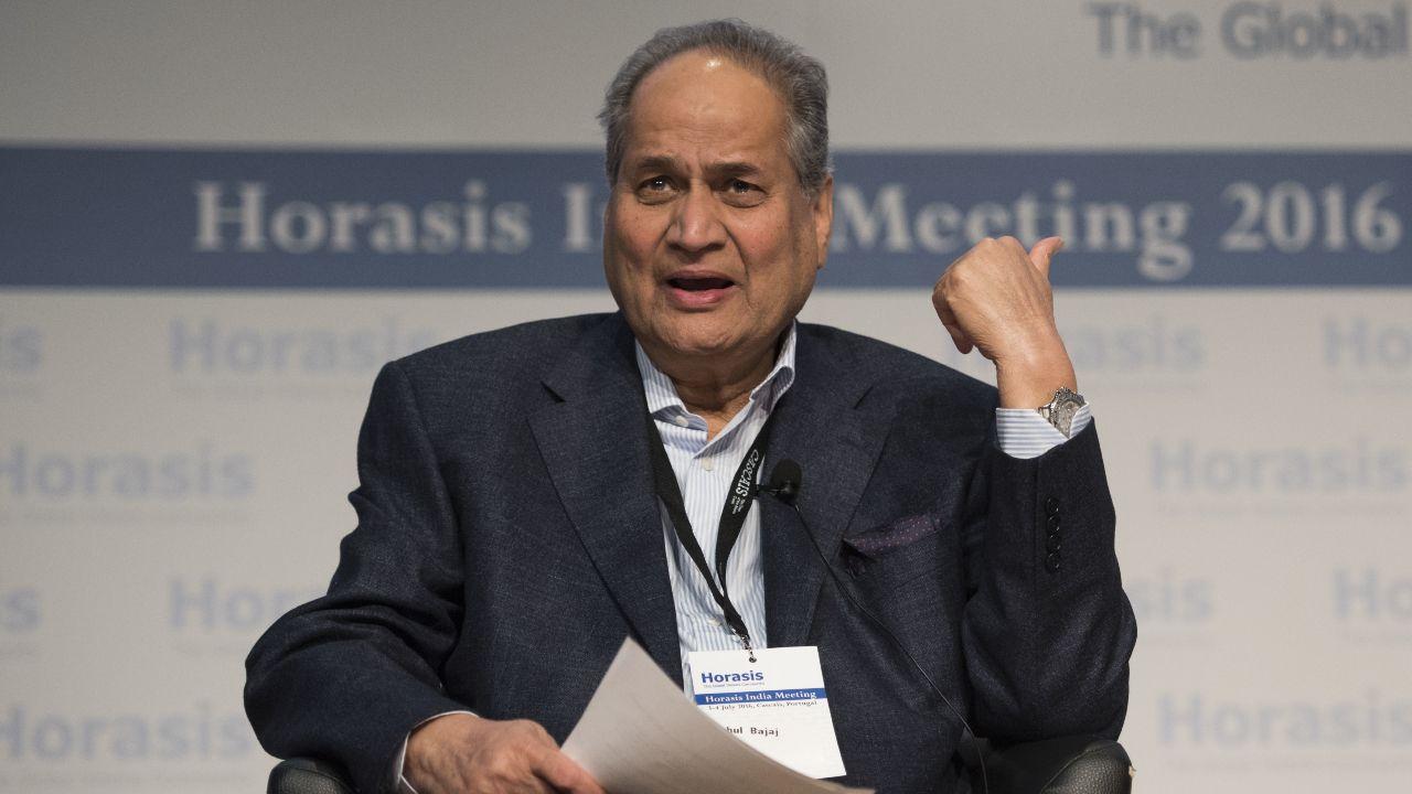 Rahul Bajaj Chairman Of Bajaj Auto Resigns