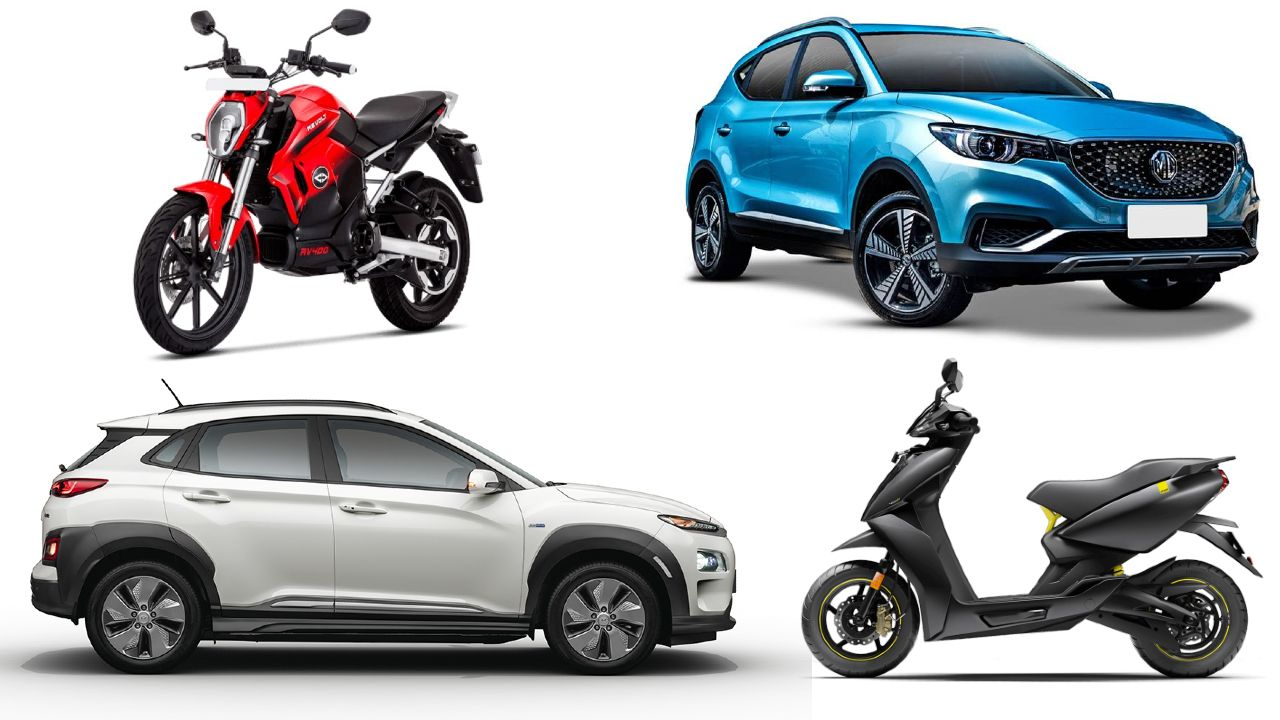 SMEV Releases Electric Vehicle Sales Report For FY 20 21