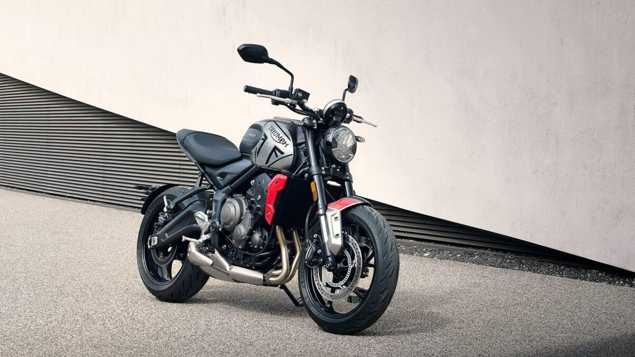Triumph Trident Launched In India
