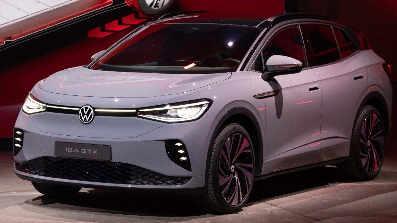 Volkswagen ID 4 GTX Launched Internationally