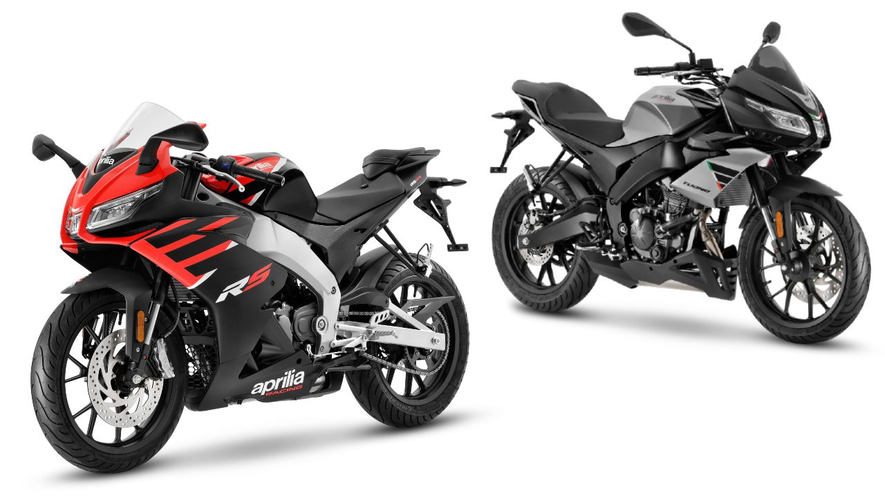 2021 Aprilia RS 125 And Tuono 125 Specs And Details