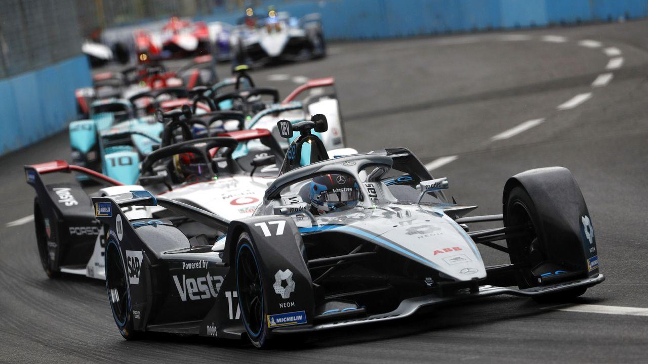 2021 Formula E Rome EPrix