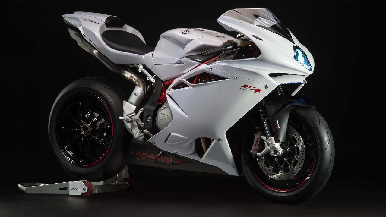 2021 MV Agusta F4 To Be Unveiled