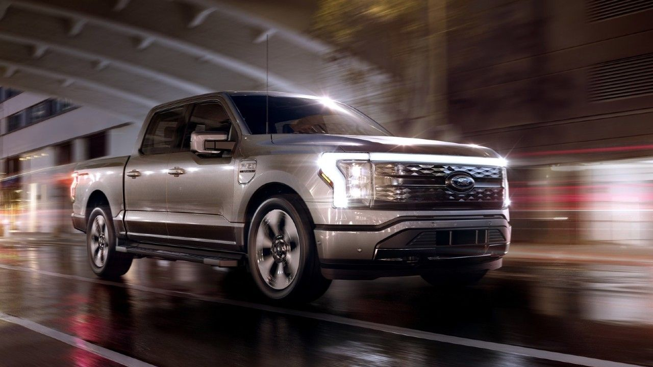 2022 Ford F 150 Lightning All Electric Revealed