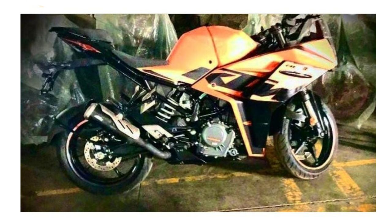 2022 KTM RC390 Spotted Ahead Of Launch