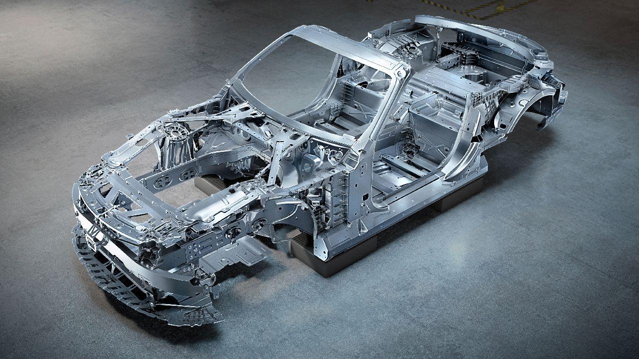 2022 Mercedes AMG SL Roadster Teased