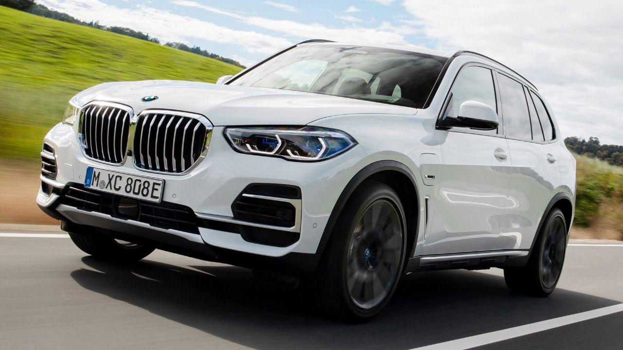 BMW X5 XDrive45e Plug In Hybrid Motion