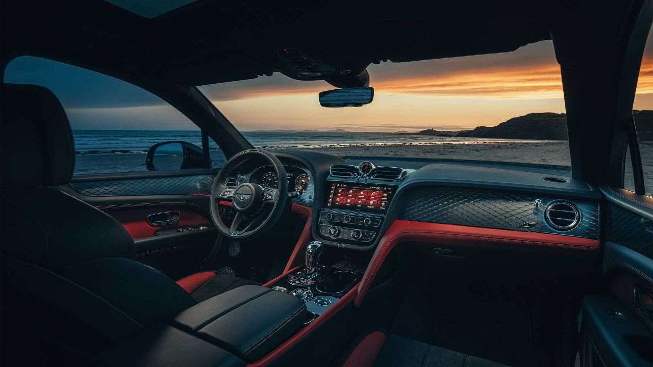 Bentley Bentayga S Unveiled 1