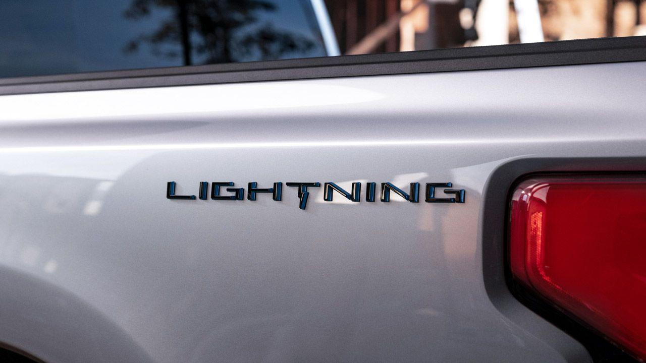 Ford F 150 Lightning Teaser