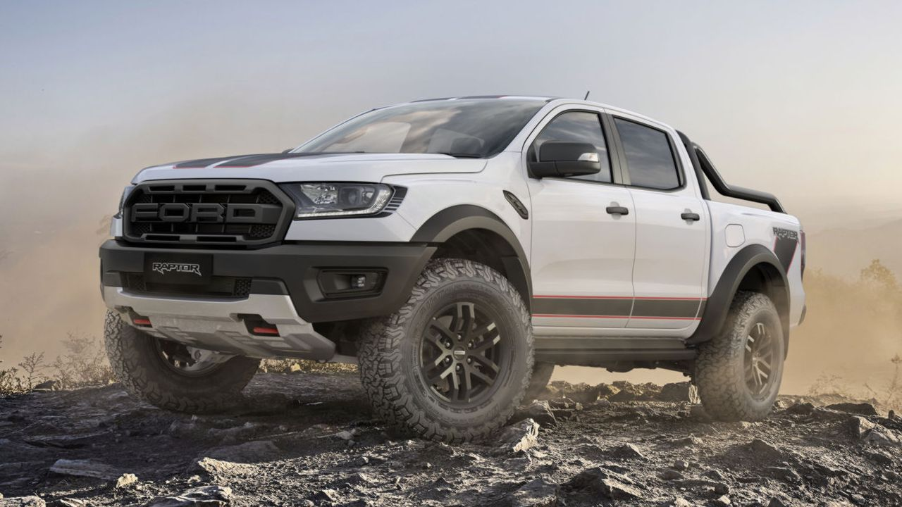 Ford Ranger Raptor X Launched In Australia
