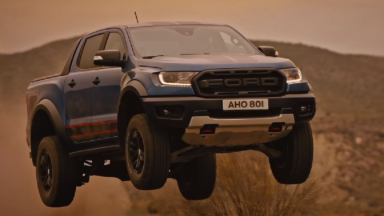 Ford Ranger Raptor Special Edition Unveiled