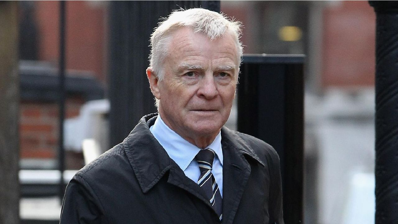 Former F1 President Max Mosley Dies At 81