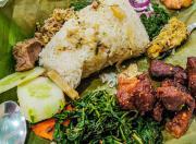 Honda Sunchasers Arunachal Ride local cuisine