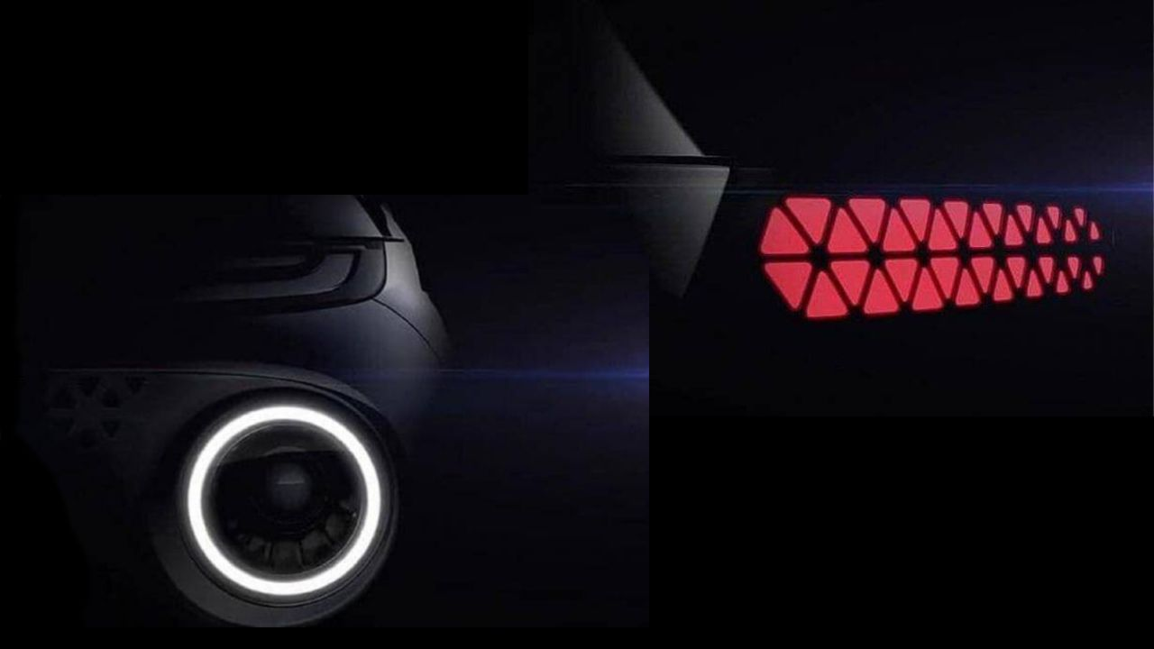 Hyundai AX1 Micro SUV Teased