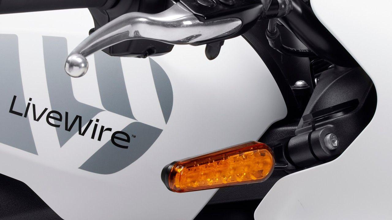 LiveWire New Brand Logo Harley Ddavidson Ev