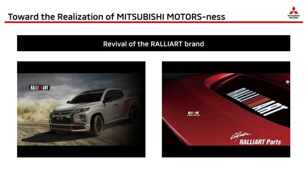 Mitsubishi Rlliart