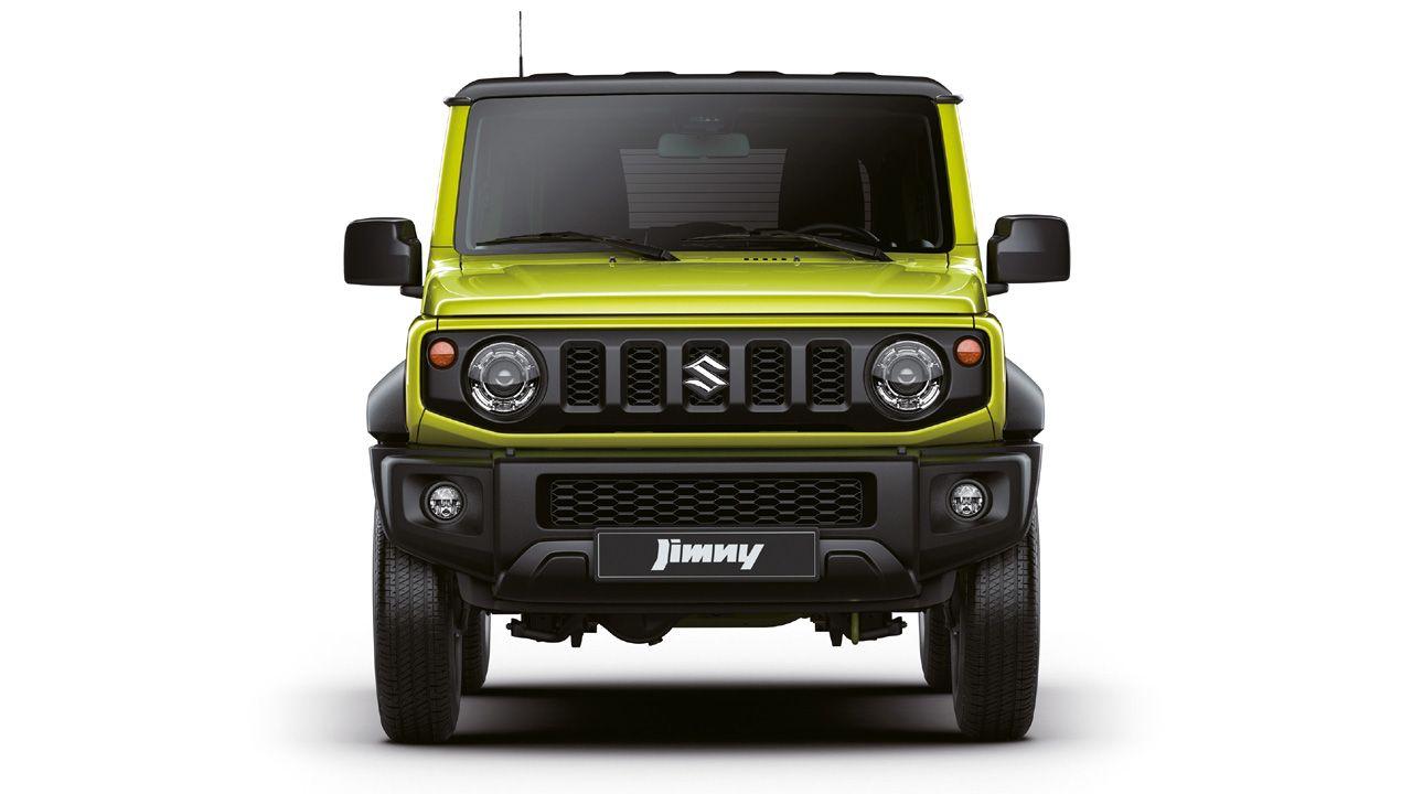 New Suzuki Jimny Front