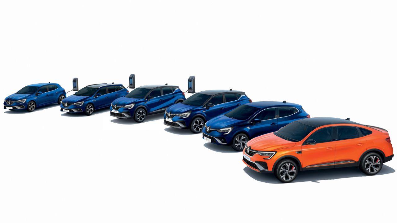 Renault Showcases Its E Tech Hybrid Technology