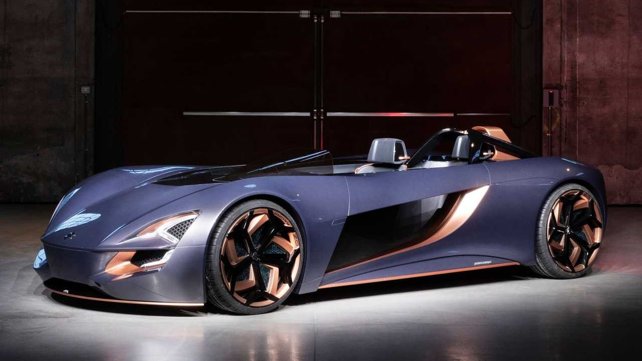 Suzuki Misano All Electric Roadster Concept Revealed
