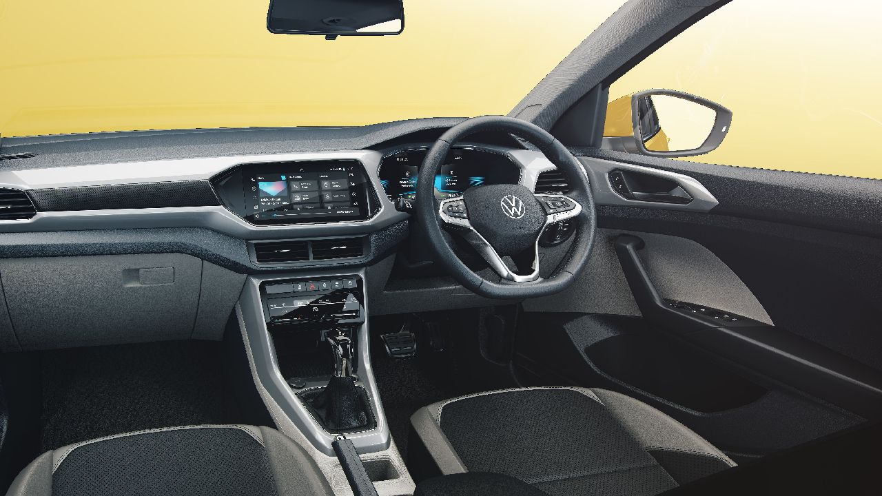Volkswagen Taigun Interiors Revealed
