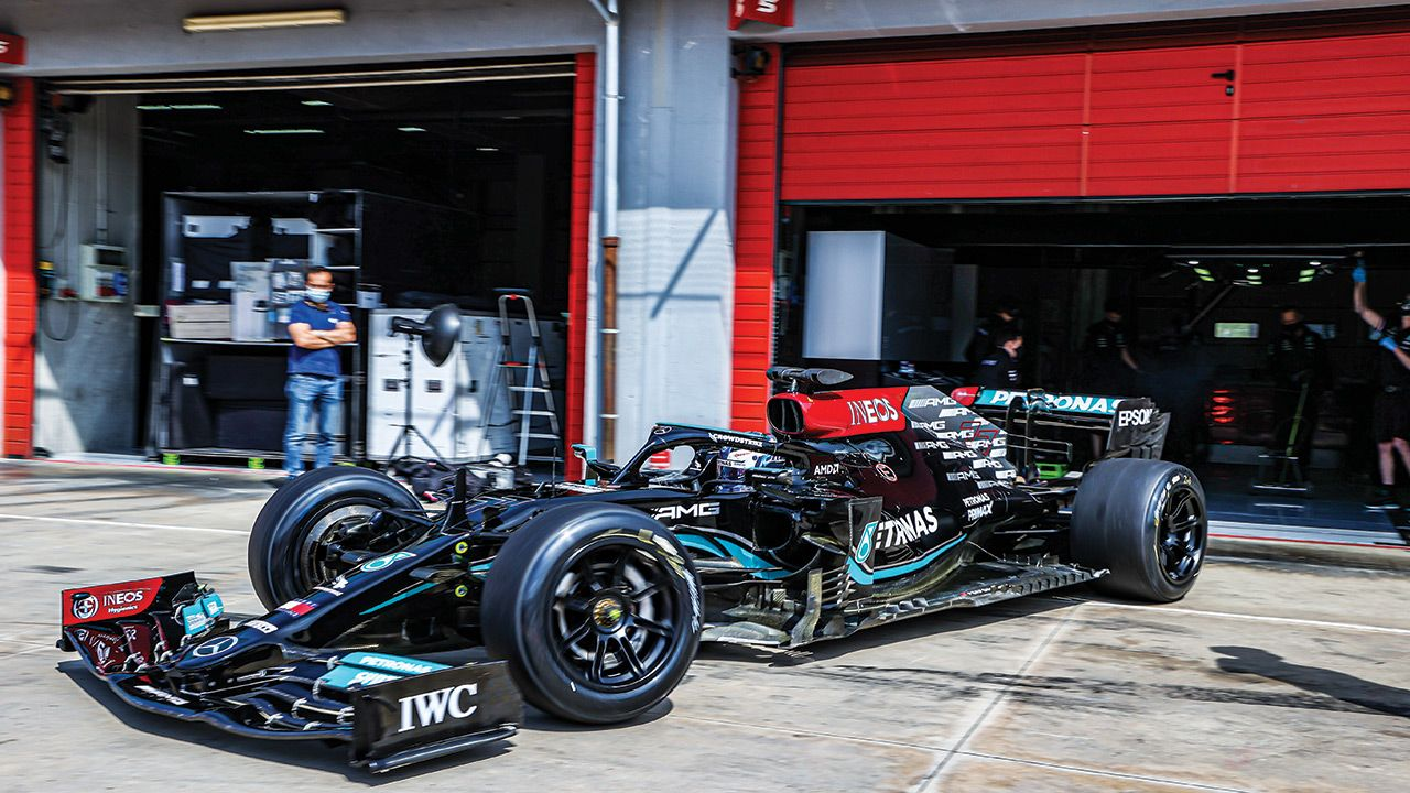The Next Generation Of F1 Cars