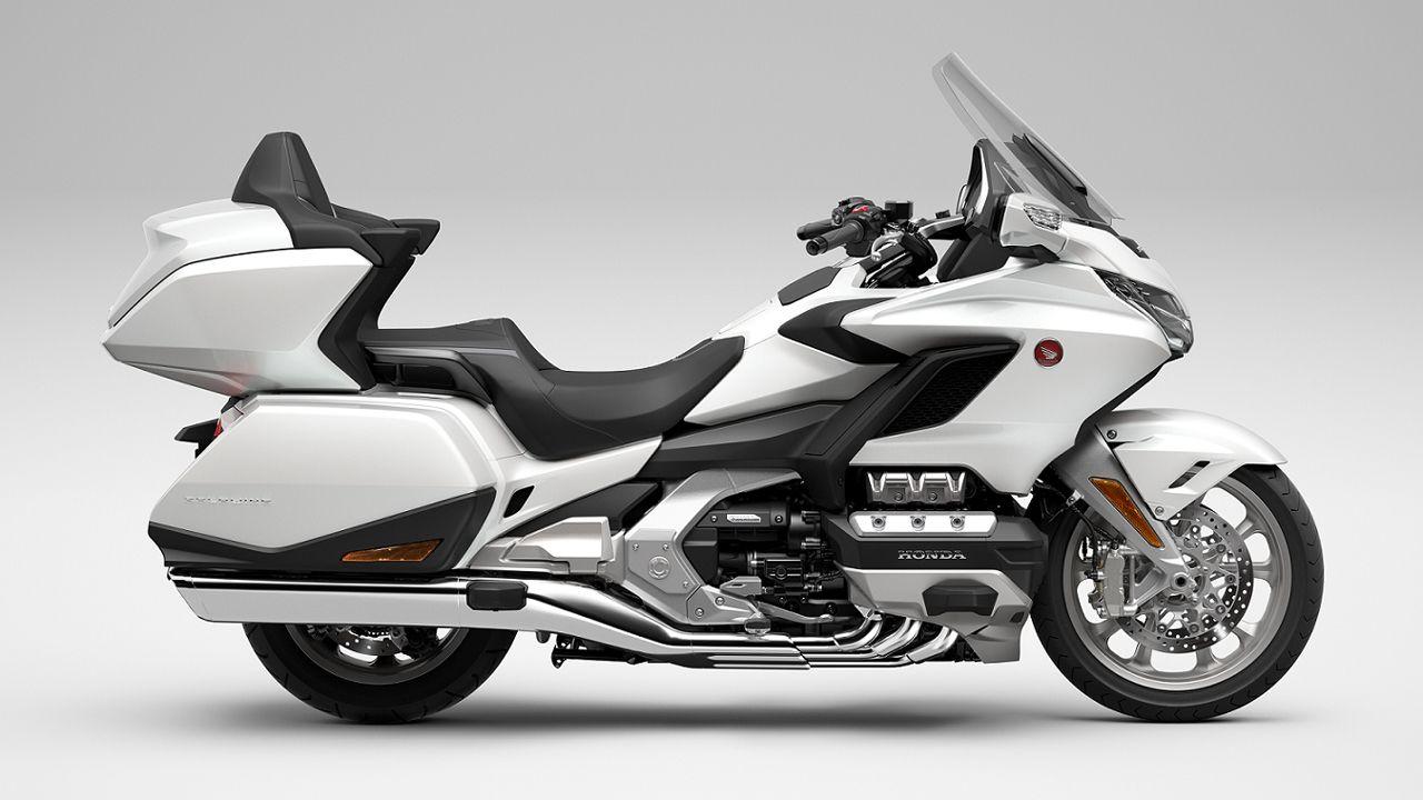 2021 Honda Gold Wing Tour MT