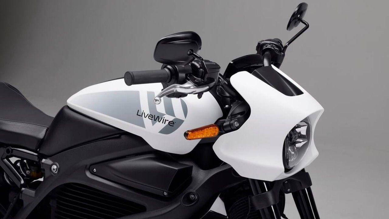 2021 LiveWire By Harley Davidson