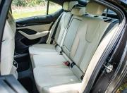 2021 skoda octavia 4th gen india static detail rear seat1
