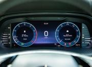 2021 skoda octavia 4th gen india static detail speedometer1