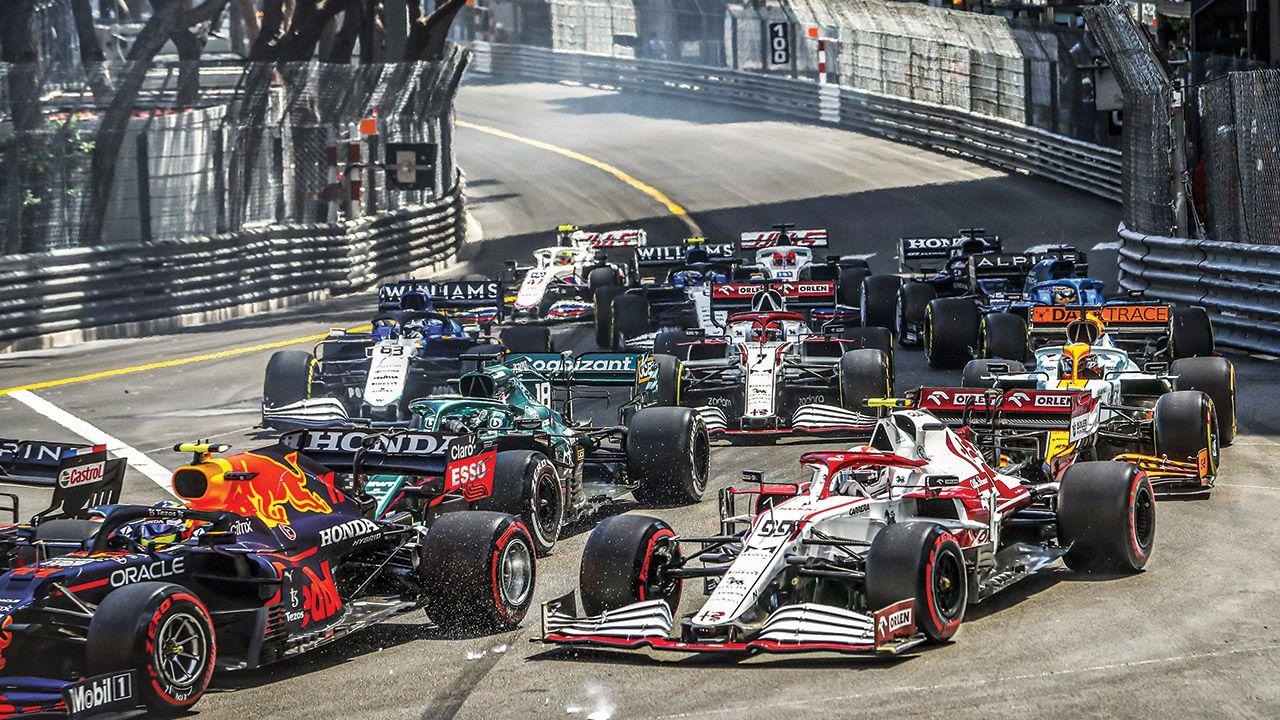 FI Racing Cars