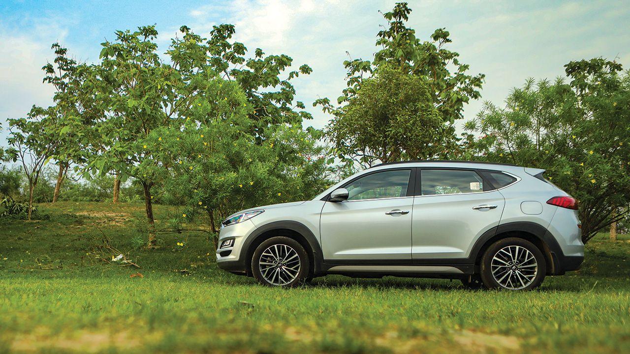 Hyundai Tucson Long Term Report June 2021