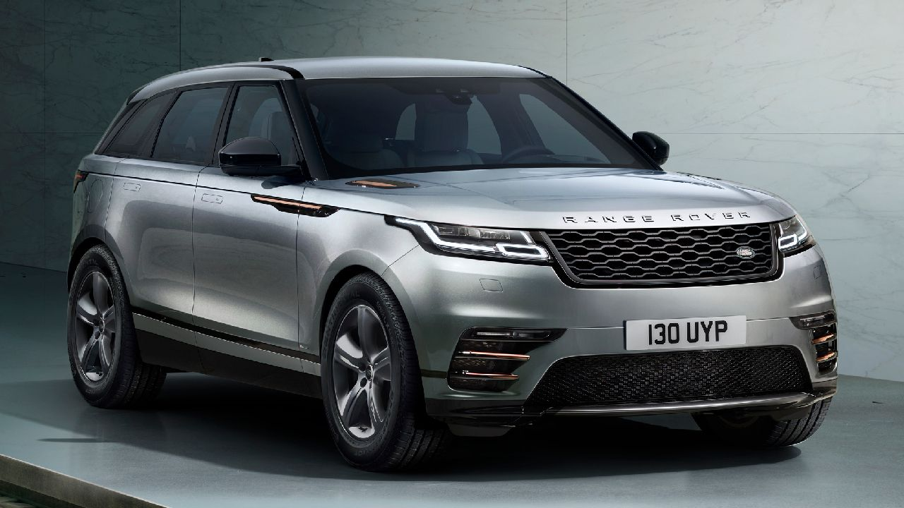 Land Rover Range Rover Velar 2021 Front Three Quarter Static