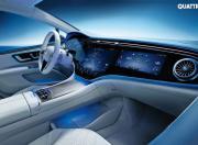 Mercedes Benz EQS Interior