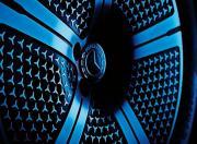 Mercedes Benz EQS Wheel Design