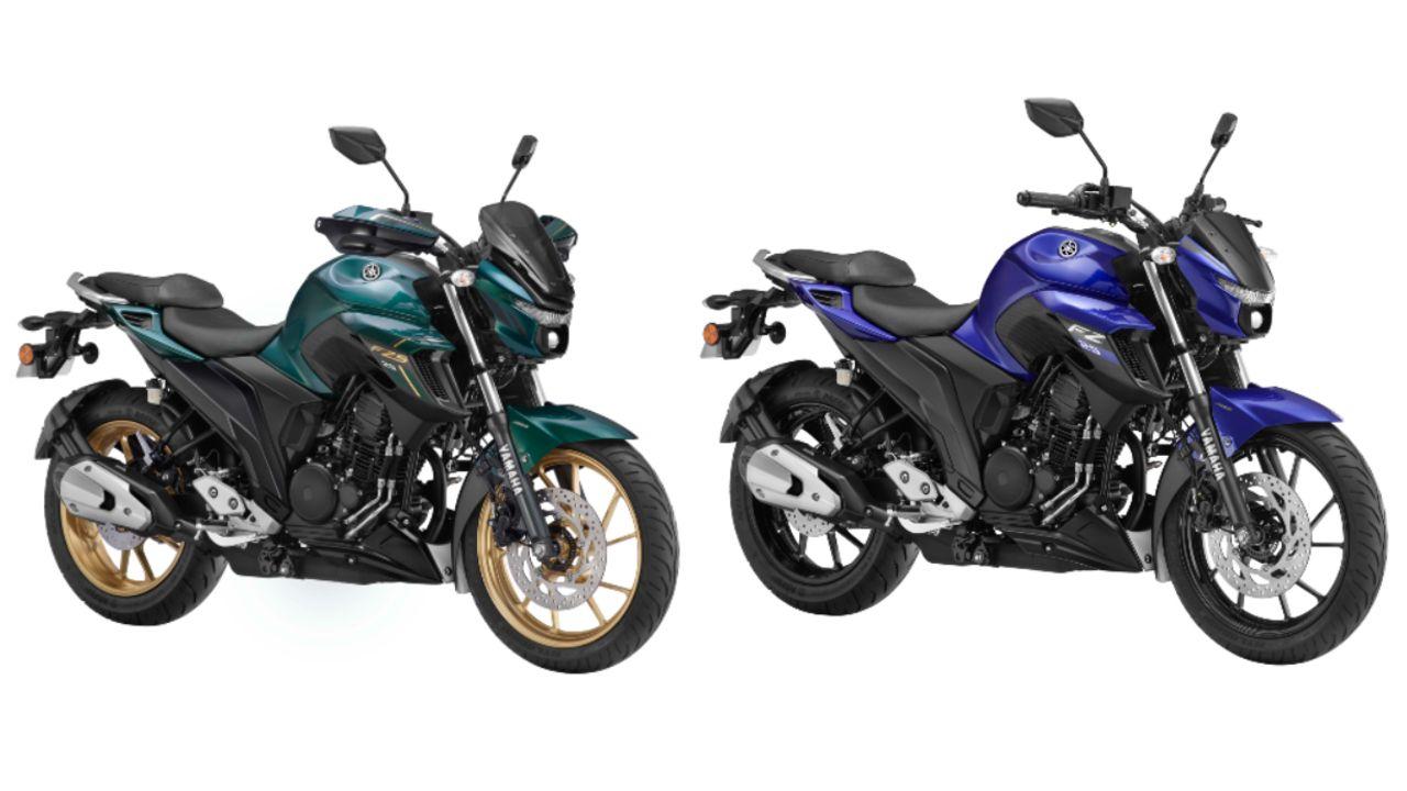 Yamaha FZ 25 FZS 25 Prices Reduced