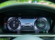 2021 Jaguar I Pace interior details instrument cluster m 1