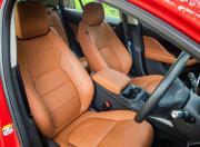 2021 Jaguar I Pace interior details seats m 1