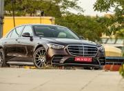 2021 Mercedes Benz S Class Front Static1