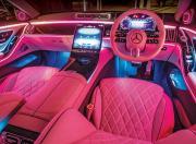 2021 Mercedes Benz S Class Interior Mood Lighting