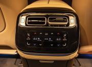 2021 Mercedes Benz S Class Rear AC controls1