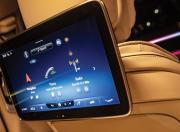 2021 Mercedes Benz S Class Rear Infotainment Screen1