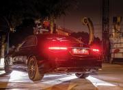 2021 Mercedes Benz S Class Taillight Glow