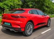 2021 jaguar i pace electric driving rear boot m11