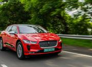 2021 jaguar i pace electric in action driving m11
