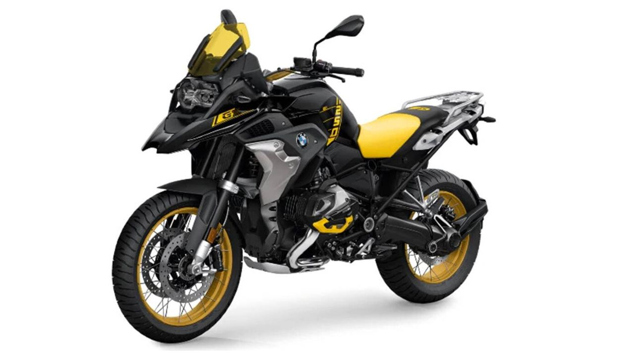 BMW R 1250 GS 40 Years GS Three Qurater Static