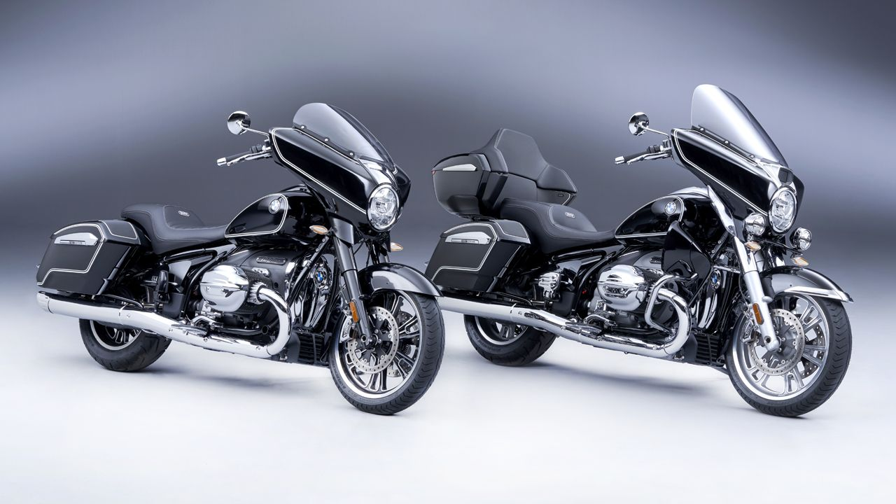 BMW R 18 Range Gets Bigger With Bagger Transcontinental Versions