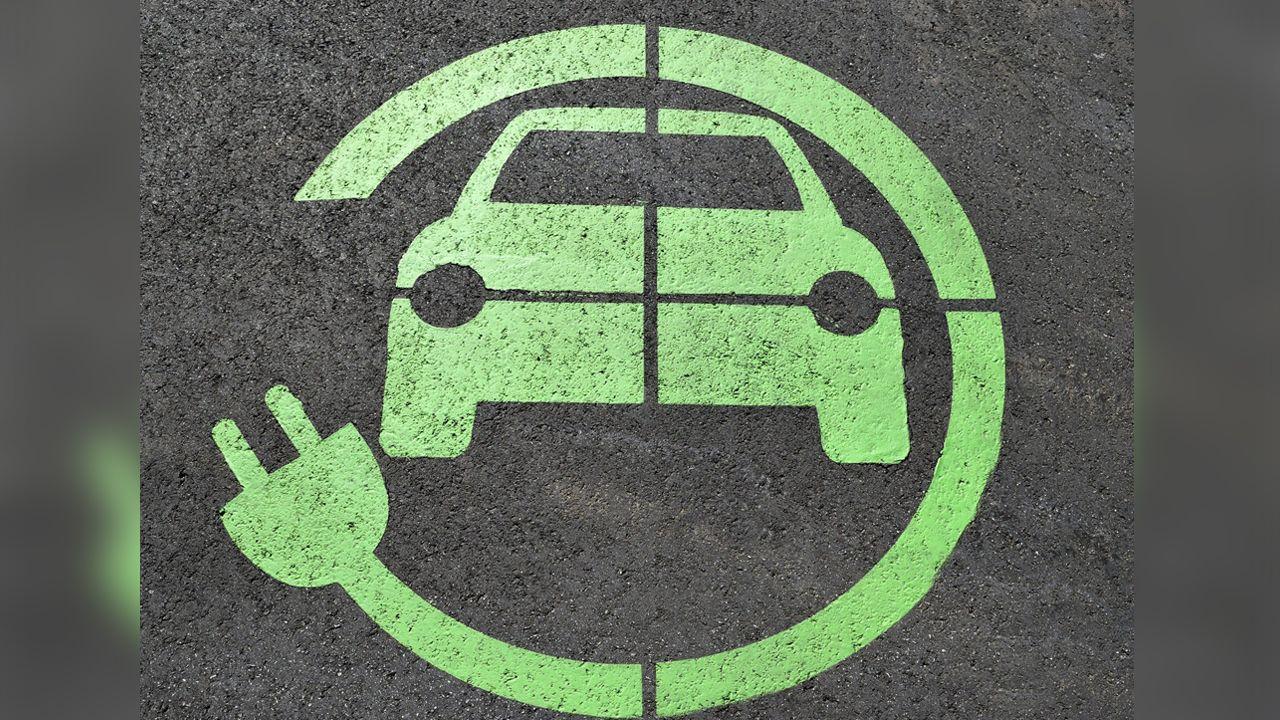 EV Charging Graphic