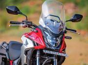 Honda CB500X Front Fairing