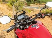 Honda CB500X Handlebar and Fuel Tank