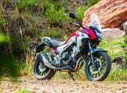 Honda CB500X Static1